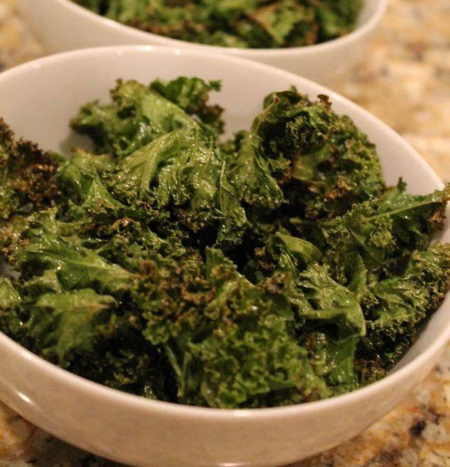 Kale Chips Recipe — Dishmaps