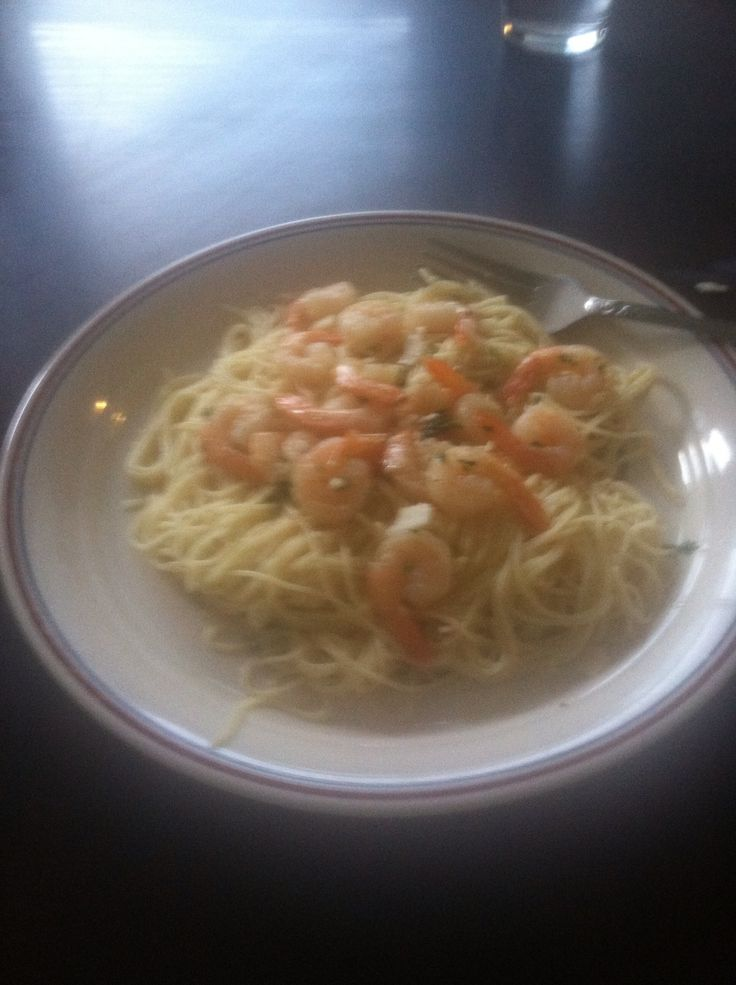 Angel Hair Pasta With Shrimp And Lemon Cream Sauce Recipes ...