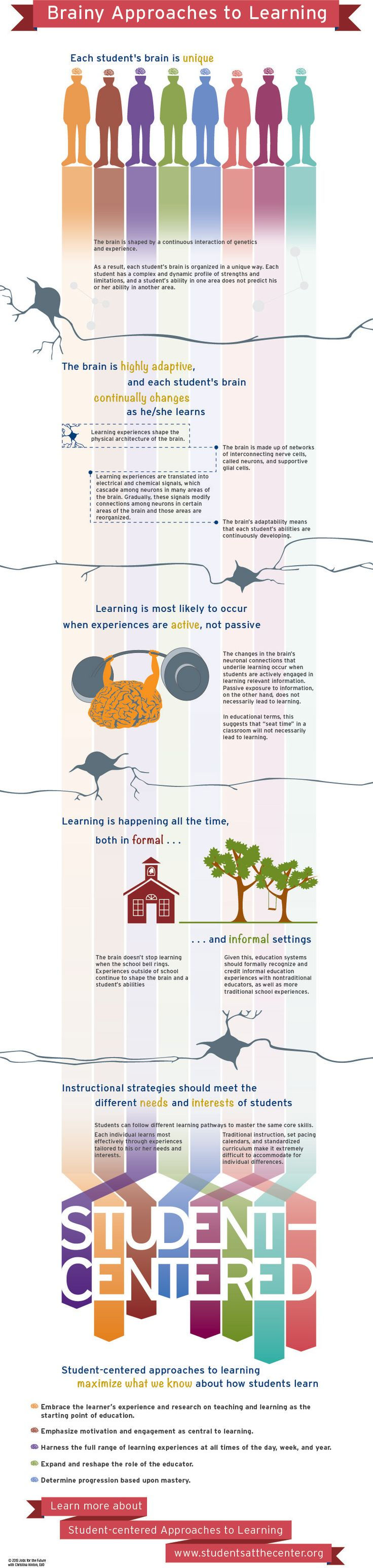 Brainy Approaches to #Learning