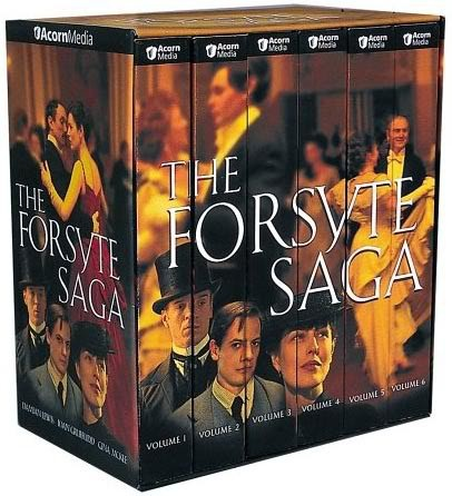had to put myself through eleven hours of pure drama...  #TheForsyteSaga