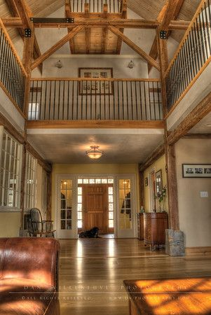 Red barn house entryway business pinterest for Red barn houses
