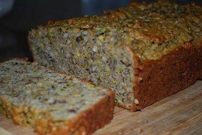 Nutty Bread   Paleo/Whole 30 Treats   Pinterest
