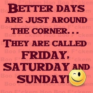 Yes the weekend:) | funny sayings | Pinterest