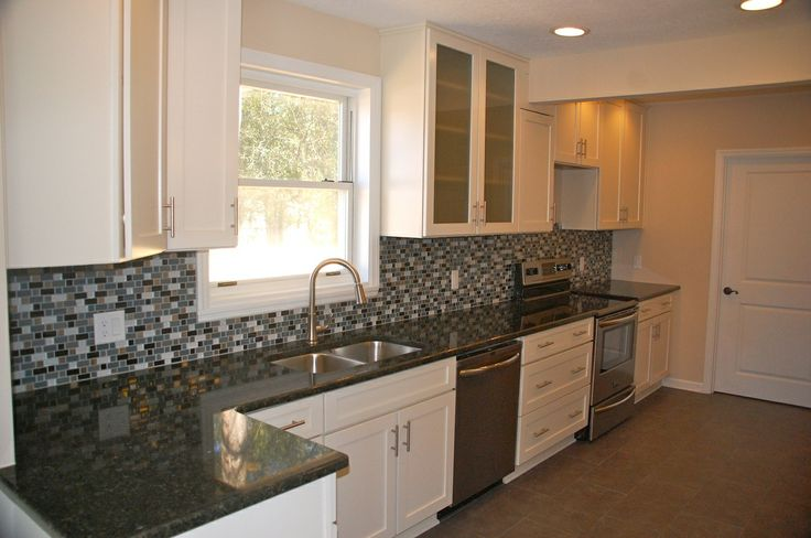 Black And White Kitchen Kitchen Remodeling Ideas Pinterest