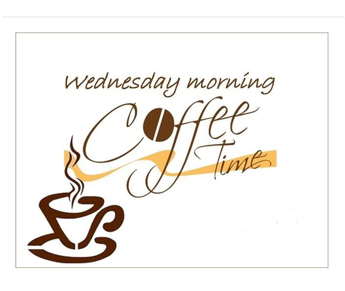 wednesday coffee images