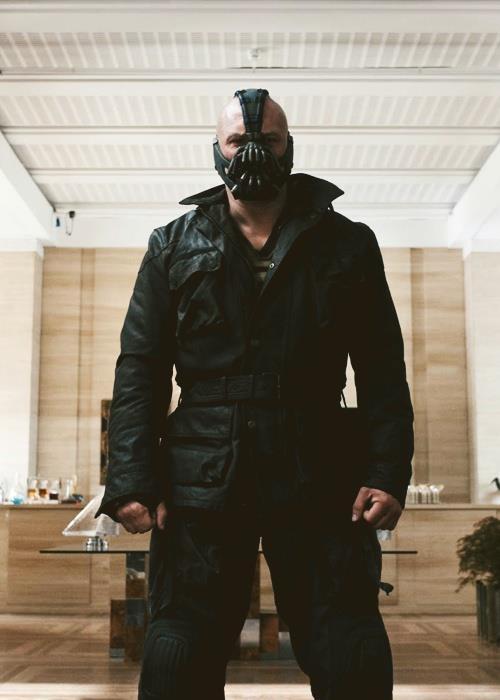 Bane - Tom Hardy | Bat...