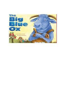 the big blue ox pdf
