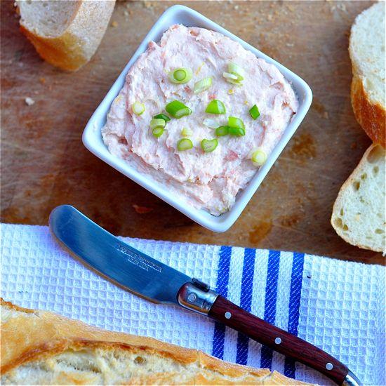 salmon rillettes | Food | Pinterest