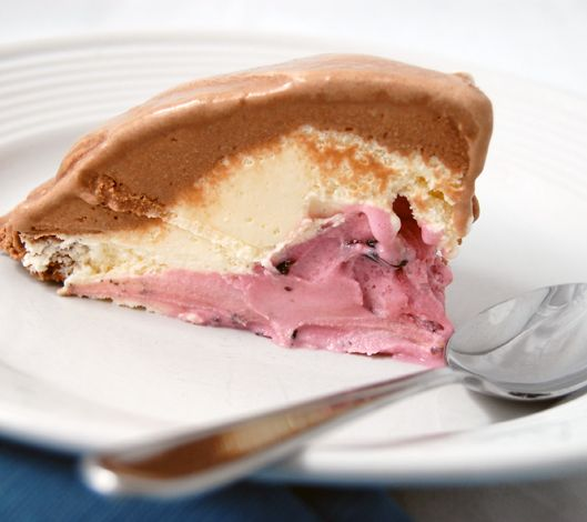 How To Make An Ice Cream Bombe, guest post on Unsophisticook.com via ...