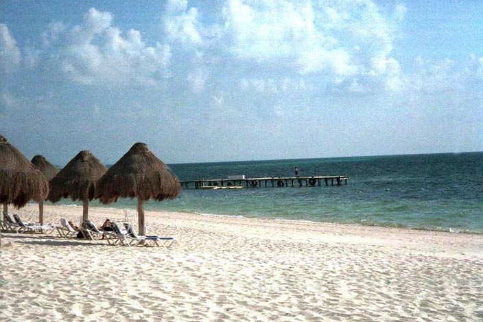 Moon palace cancun mexico vacations pinterest