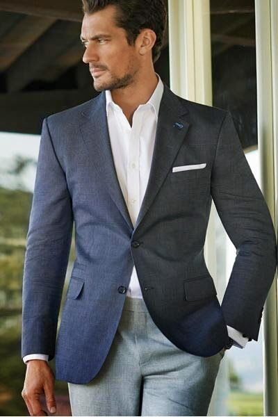 M&S Summer 2014 Collection (New Pictures) ~ David James Gandy