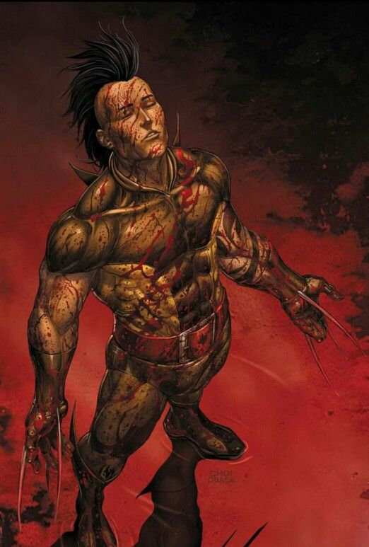 Pin by Rob Smith on Marvel Daken & X-23 | Pinterest X 23 Marvel