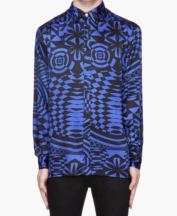 hypnotic pattern in silk   Style   Pinterest