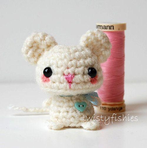 Cute Amigurumi Ideas : Amigurumi Cute stuffs Pinterest