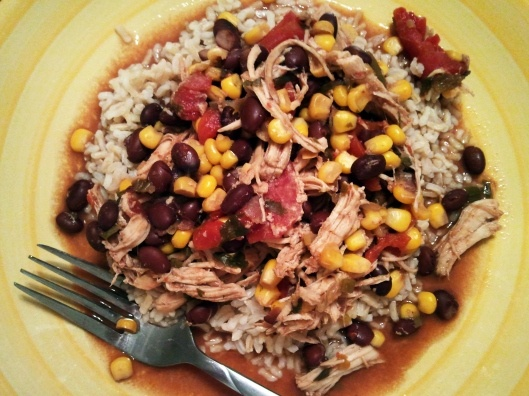 Crock Pot Santa Fe Chicken | Recipes / Tips I have tried and love | P ...
