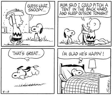 August 13, 1964 - I'm glad he's happy!