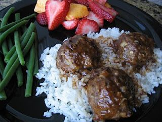 Sweet and sour meatballs | What's cooking | Pinterest