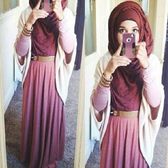 It s super cute hijabi flare pinterest Fashion style girl hijab facebook