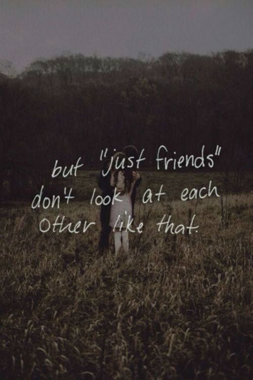 Friends With Benefits Sad Quotes : From just friends quotes quotesgram