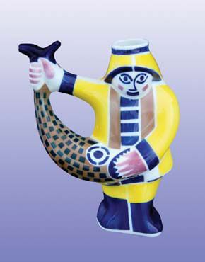 Cer mica de sargadelos the fisherman paradise pinterest - Ceramica de sargadelos ...