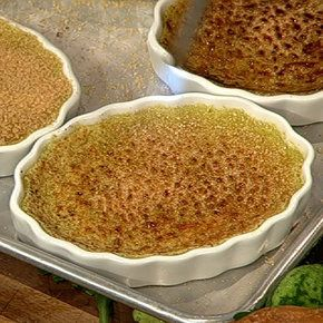 Avocado Creme Brulee Leo Howard | Recipes | Pinterest