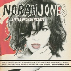 """Little Broken Hearts"" by Norah Jones / CD"