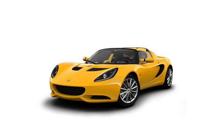 yellow lotus elise cars - photo #24