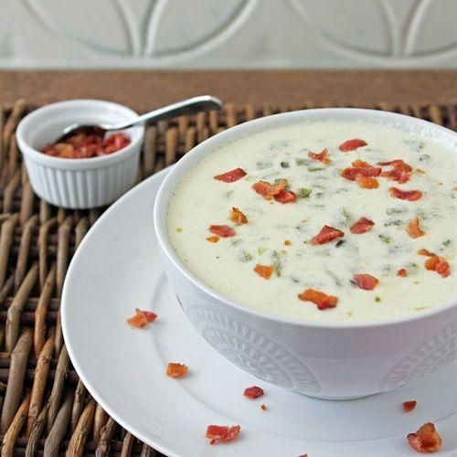 Jalapeno Popper Soup (Low Carb & Gluten Free)