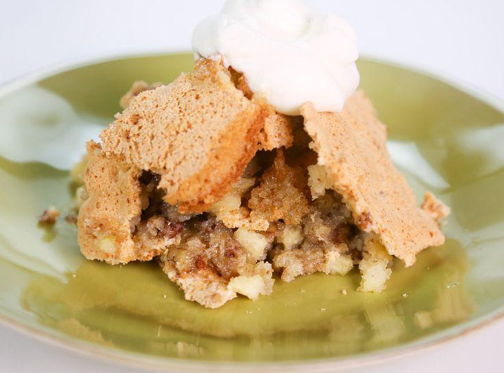 The Lee Bros. Charleston Kitchen's Huguenot Torte