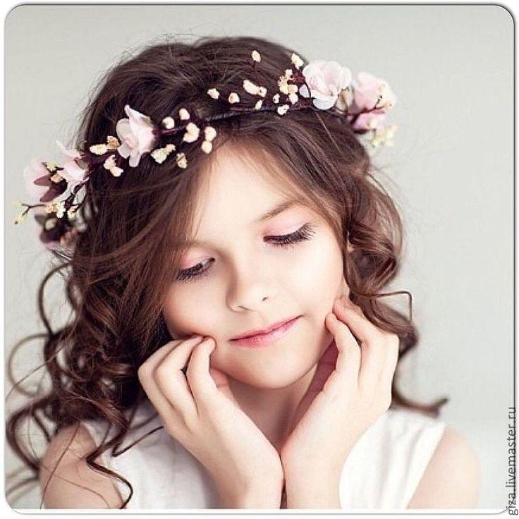 Ленты на голову для девочек своими руками