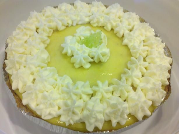 Tommy Bahama Key Lime Pie With White Chocolate Mousse Whipped Cr | Re ...