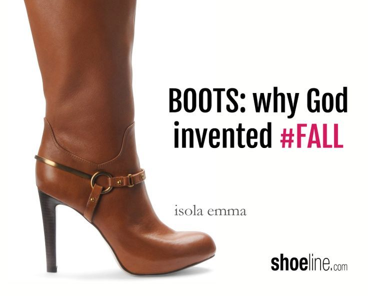 Quotes About Fall Boots