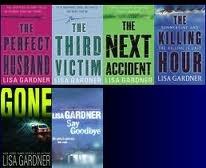 Lisa Gardner books
