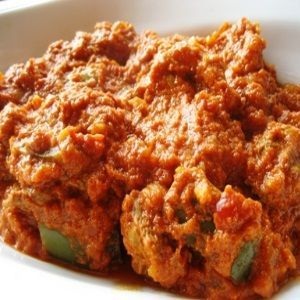 Kashmiri Lamb - a Indian braised lamb dish with a yogurt/tomato base ...