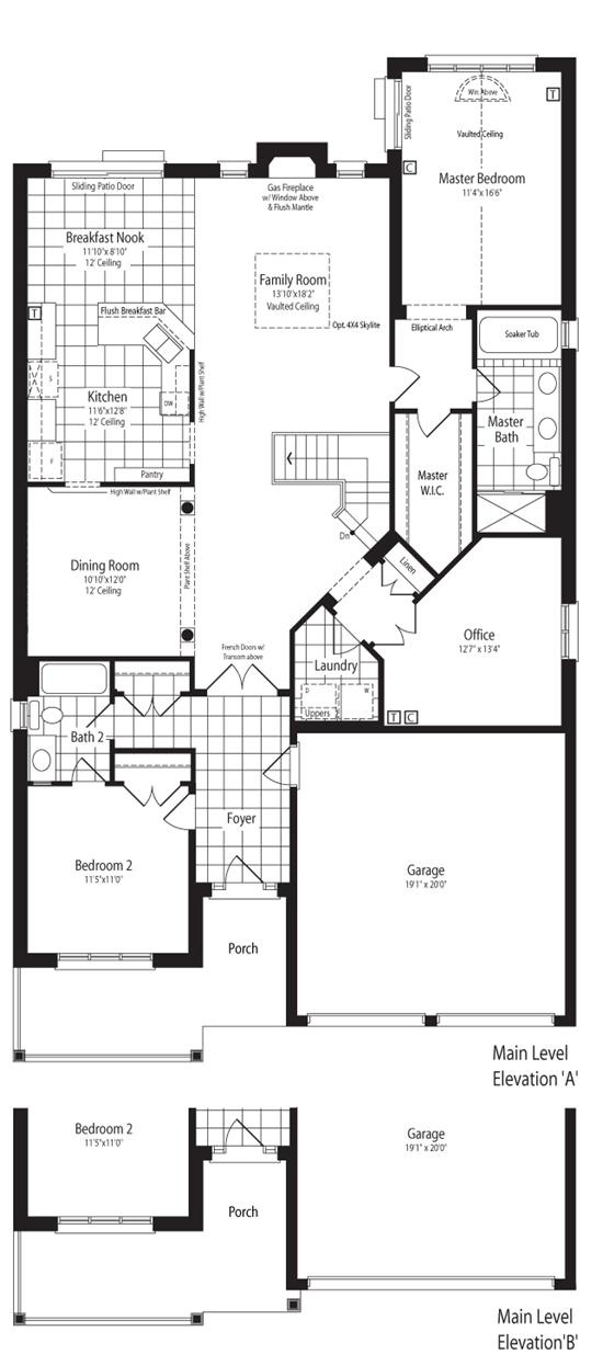 Pin by irina l on home decor floor plans pinterest Monarch homes floor plans