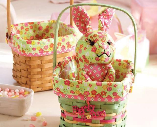 Longerberger easter basket spring has sprung pinterest