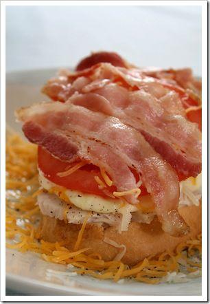 The Kentucky Hot Brown | Breakfast | Pinterest