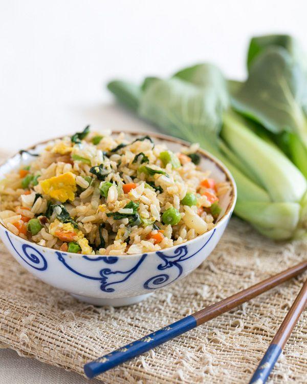 Market Vegetable Fried Rice | Recipe