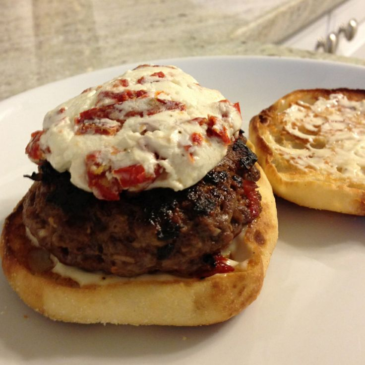 goat cheese burgers mini tomato and goat cheese burgers recipes ...