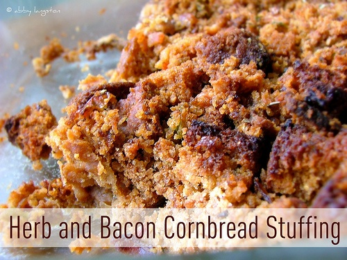 ... cornbread stuffing cornbread and oyster stuffing apple bacon cornbread