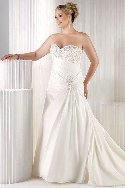 Simple Beautiful Plus Size Wedding Dress Inspiration U With Dresses In Michigan