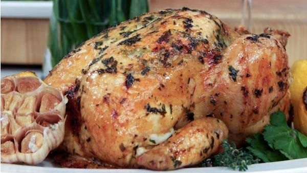 Sunday Roast Chicken | Recipes to try | Pinterest