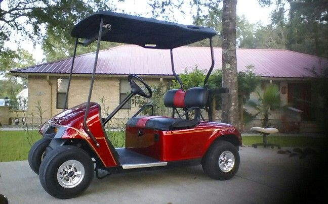 Pin by jerry fredericksen on golf carts and accessories for Golf cart plans