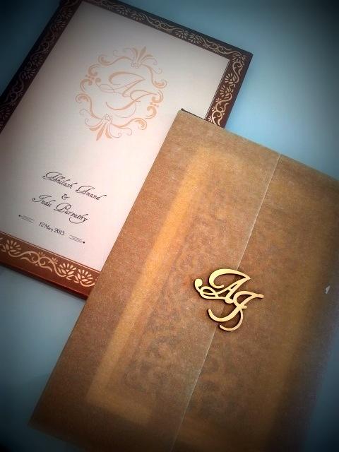Indian Wedding Card  Invitations    Wedding Card