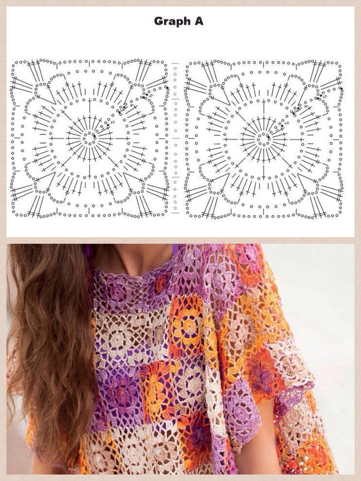 Blusa crochet | Crochê | Pinterest
