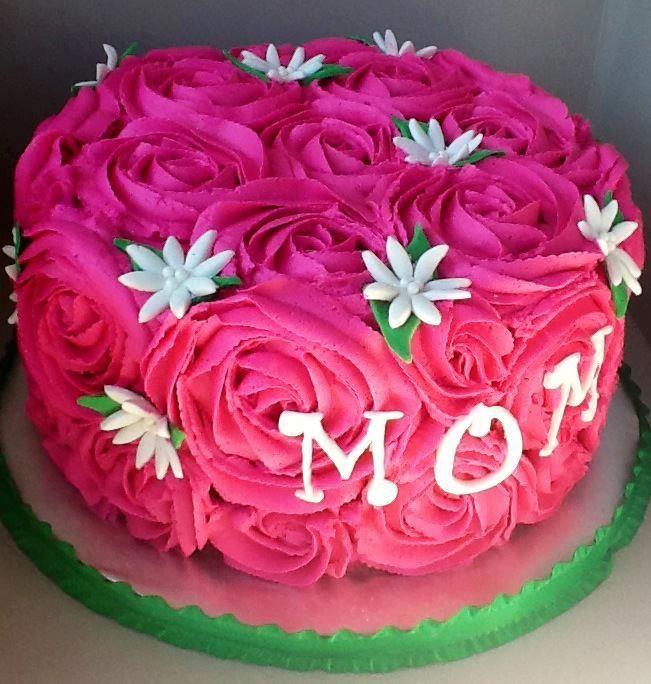 Rose Day Cake Images : Pin by Natalie Morrison on Baking Pinterest