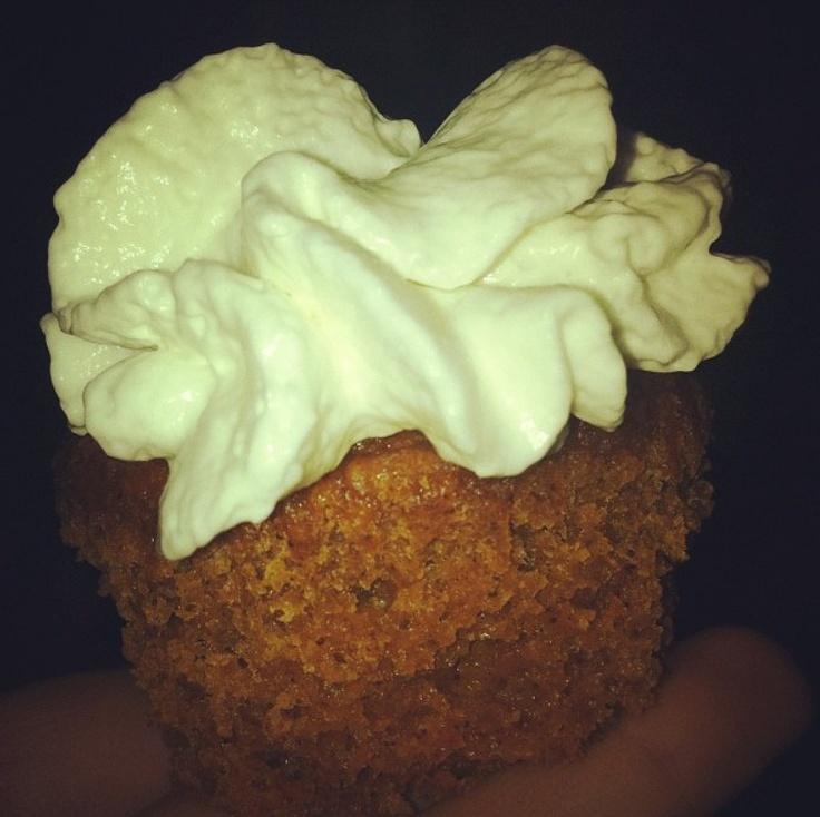 Gluten free pumpkin cupcakes | My Cupcakes & Treats | Pinterest