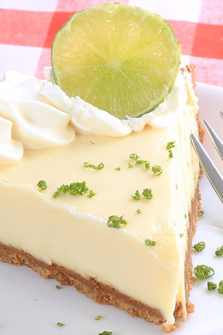 Frozen Key Lime Pie. Hell Yes. Maybe I'll make this on the very last ...
