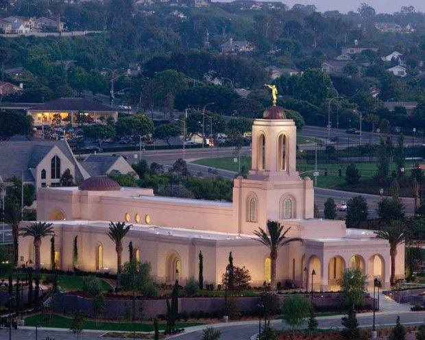 Lds Temple Newport Beach Ca