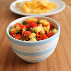 Tomato Pineapple Salsa | foodraf | Yum yum | Pinterest